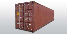 40 Pieds - High Cube Standard